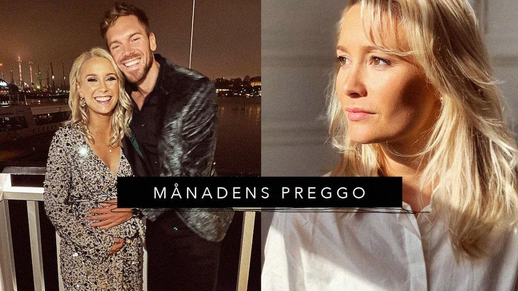 Instagram-profilen och skådespelaren Ellen Bergström väntar barn med pojkvännen Niclas Lij.