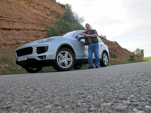 PeO (Porsche Expert Outstanding) Kjellström.