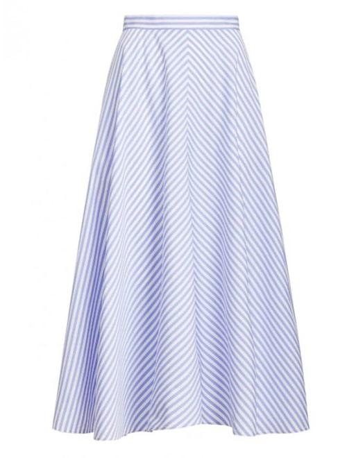Långkjol från Ralph Lauren.
