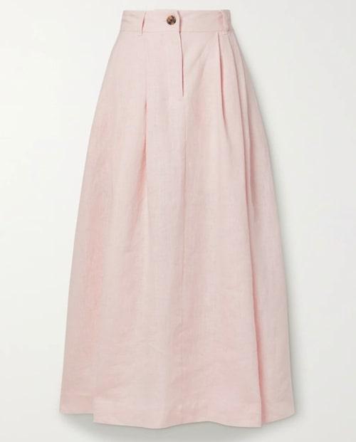 Lång kjol från Mara Hoffman.