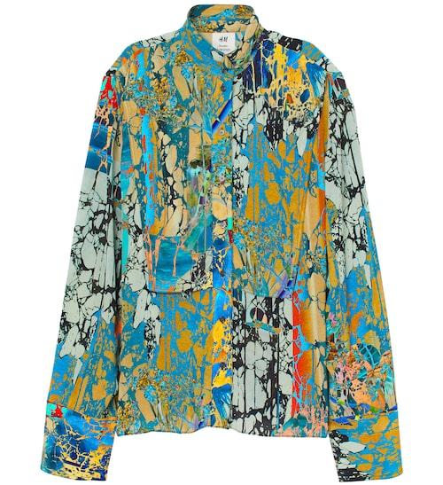 Skjorta från H&M Studio AW20. Klicka på bilden och kom direkt till produkten.
