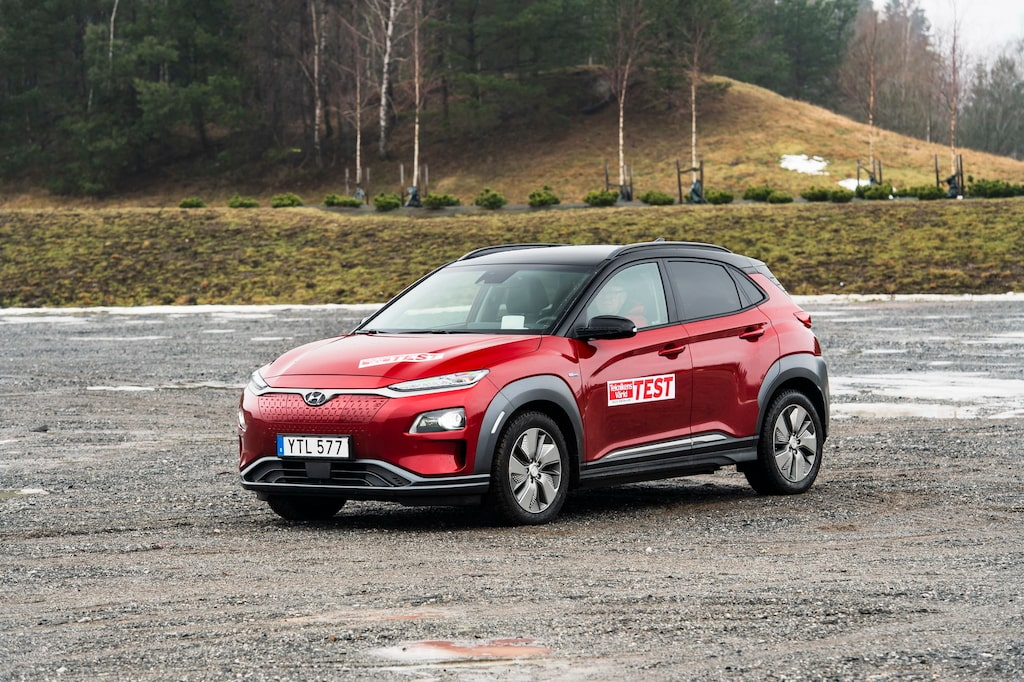 Hyundai Kona Electric 64 kWh Long Range Trend 2019