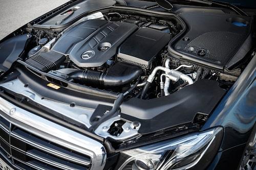 Den nya dieselmotorn är lättare och kompaktare, för att inte tala om hur mycket tystare och effektivare den är.