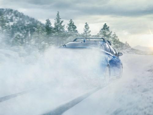Nu ska Toyota Prius vara bättre rustad för vinterklimat.