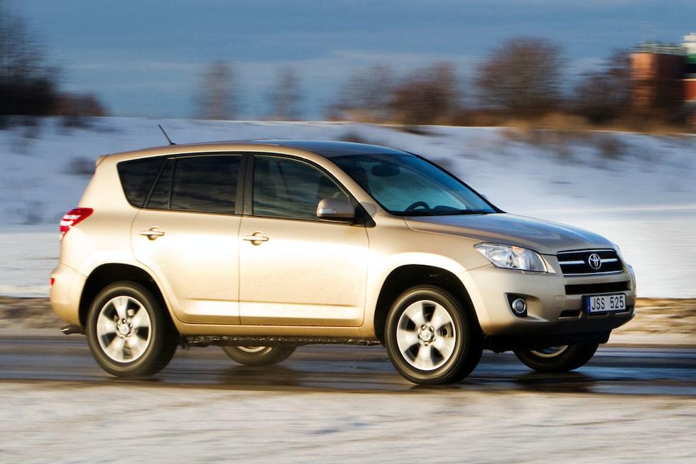 Toyota RAV4 2006-2013