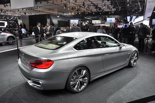 BMW 4-serie Coupé Concept