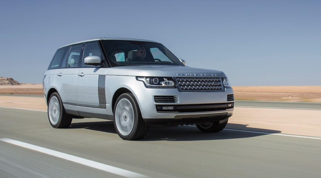 Range Rover L405 SDV8