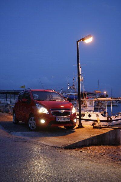 Föregångaren till Spark hette först Daewoo Matiz innan den bytte skepnad och blev en Chevrolet.