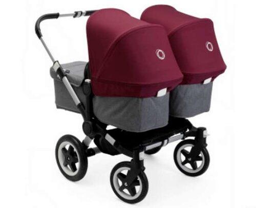 Bugaboo Donkey Twin passar bra för dig som är på jakt efter att köpa en tvillingvagn.