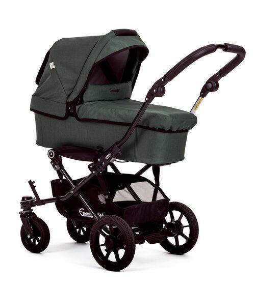 Emmaljungas barnvagnsmodell Viking är populär.