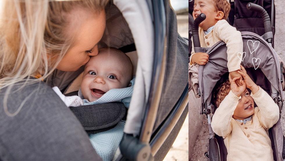 Köpa barnvagn? Här guidar vi dig genom djungeln av barnvagnsmärken som Brio, Emmaljunga, Kronan och Bugaboo så att du hittar vagnen som passar just dig!