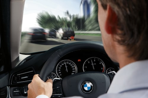 Avståndsradar och kollisionsvarning