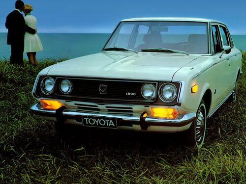 Toyota Mark II