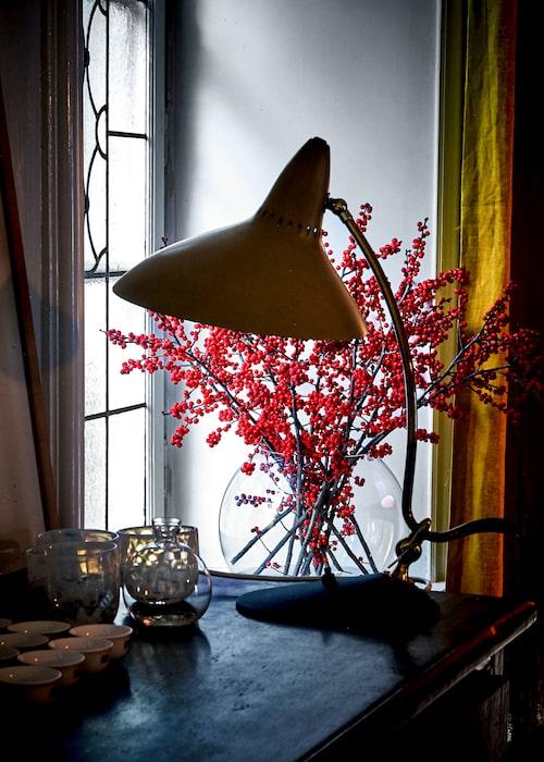 Vintage Stilnovo-lampa från Deem.