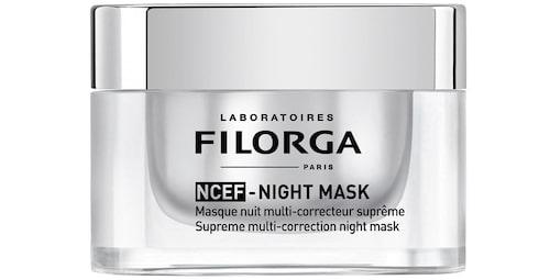 Recension på Ncef night mask från Filorga.