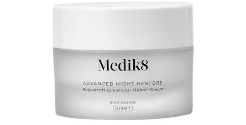 Recension på Skin ageing advanced night restore från Medik8.