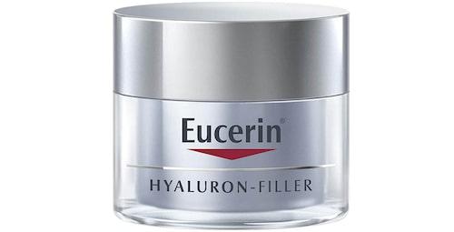 Recension på Hyaluron-filler night cream från Eucerin.