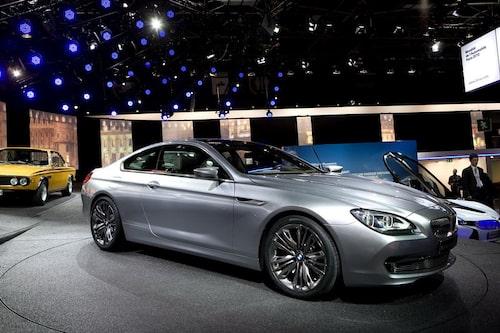 BMW 6-serie Coupé Concept