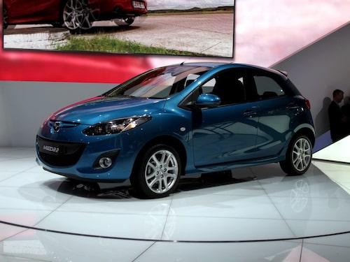 Mazda 2 (facelift)
