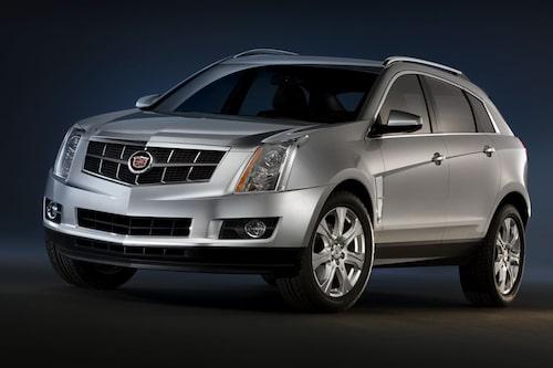 Nya Cadillac SRX är väldigt lik...