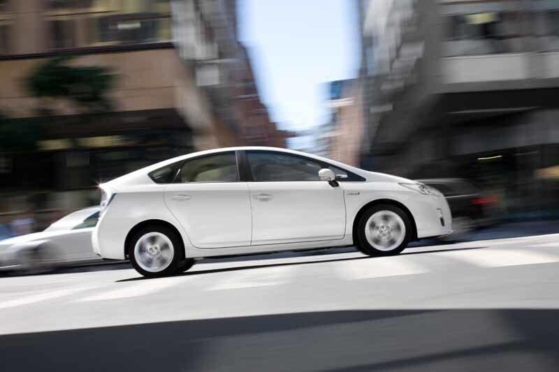 Toyota Prius generation 3