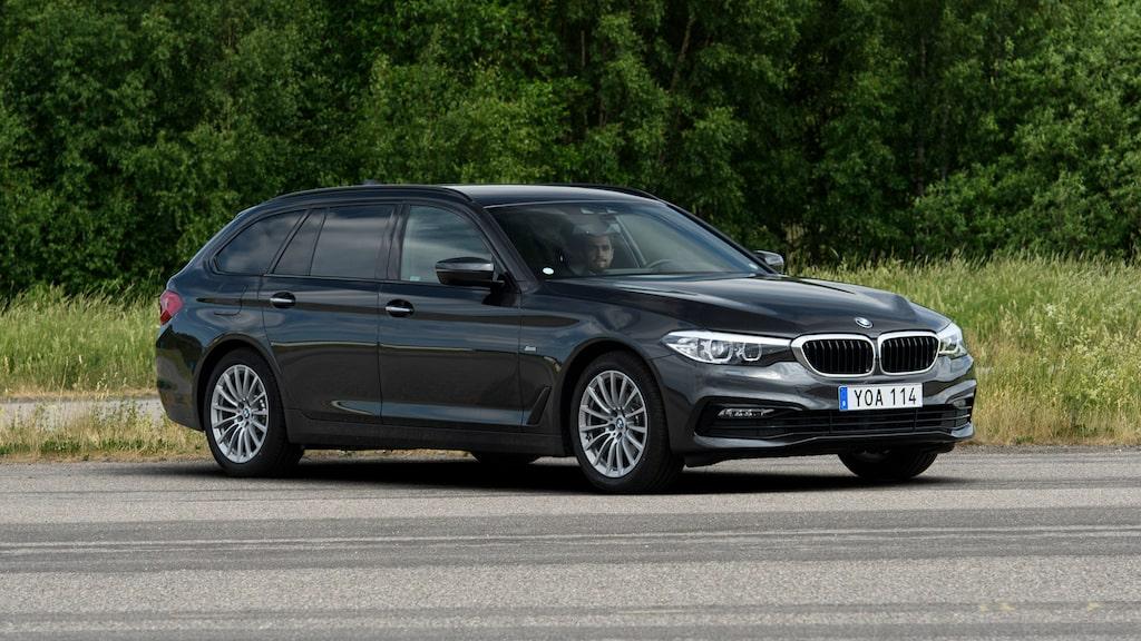 BMW 5-serie Touring är en bil som många suktar efter, inte minst som begagnad.