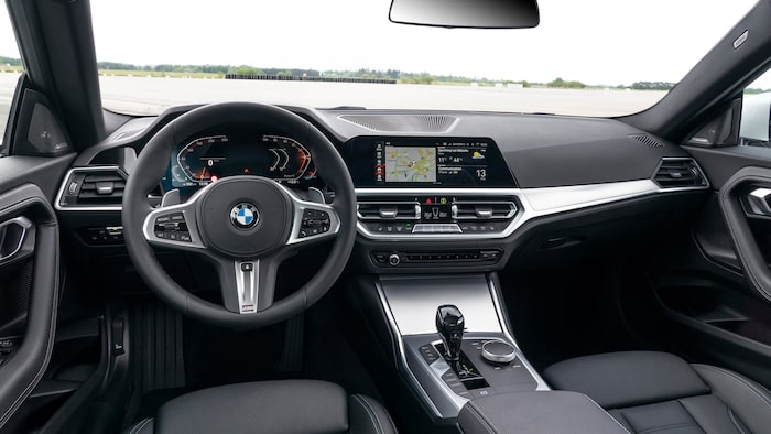 BMW M240i xDrive.