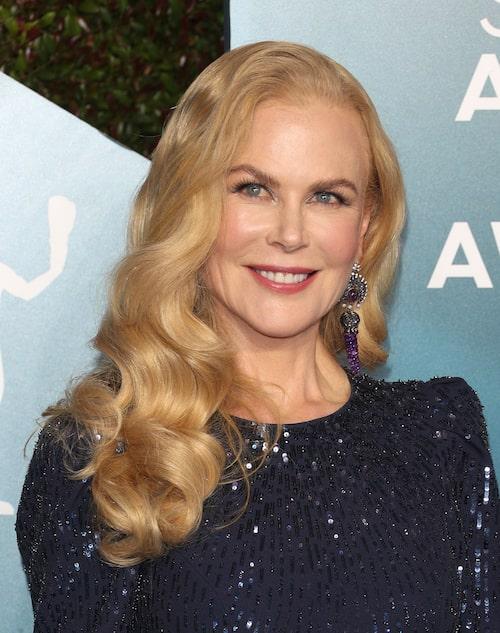 Den fantastiska Nicole Kidman, aktuell i HBO-serien The undoing.