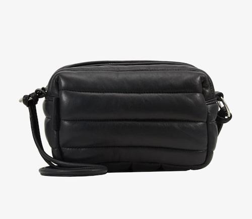 Väska i skinn, Mini Pixie från Marimekko.