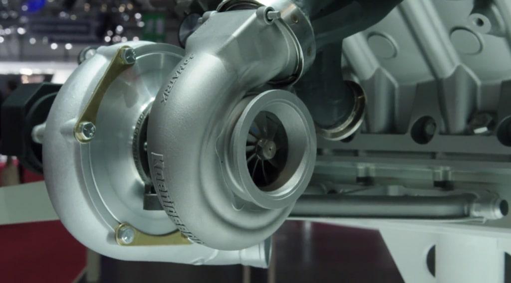 Koenigsegg One:1 turbo