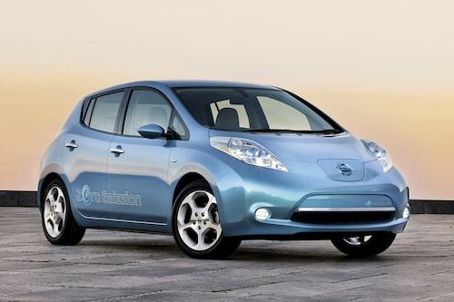 Nissan Leaf är en elbil och precis som alla andra elbilar blir denna miljöbil med de nya reglerna.