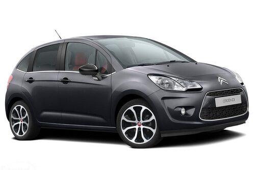 Citroën C3 med diesel i tanken blir miljöbil.