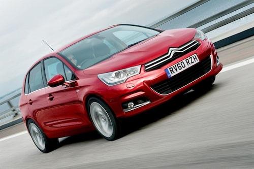 Citroën C4 (diesel) Klicka på pilarna för resten av listan.