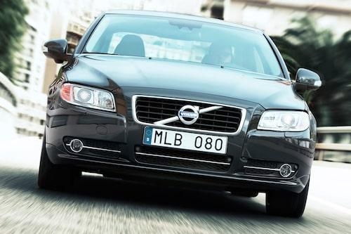 Volvo S80 (etanol)  Klicka på pilarna för resten av listan.
