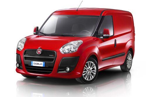 Fiat Doblò transport (gas) Klicka på pilarna för resten av listan.