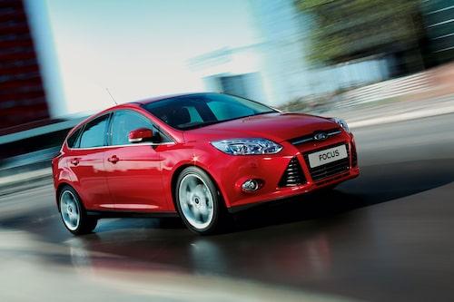 Ford Focus (etanol + diesel) Klicka på pilarna för resten av listan.