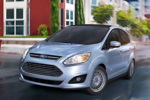 Ford C-Max (etanol) Klicka på pilarna för resten av listan.