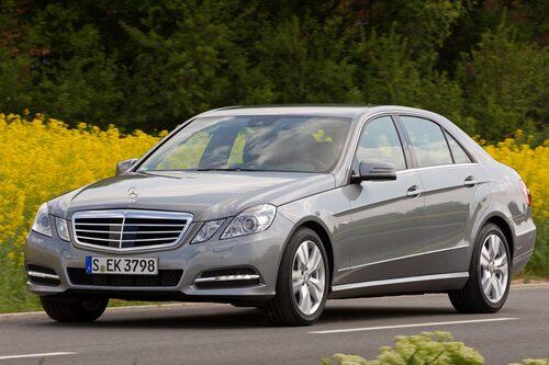 Mercedes E 200 NGT (gas) Klicka på pilarna för resten av listan.