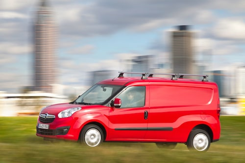 Opel Combo (gas) Klicka på pilarna för resten av listan.