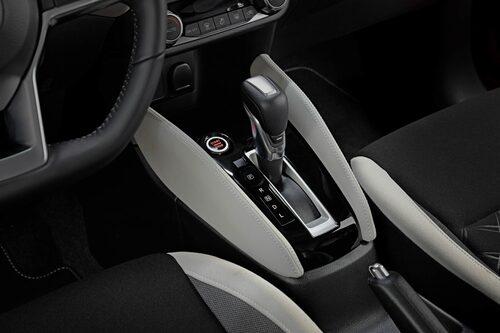Nissan Micra finns nu med CVT-låda.