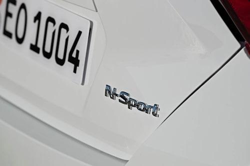 Ett nytt emblem för Nissan Micra.