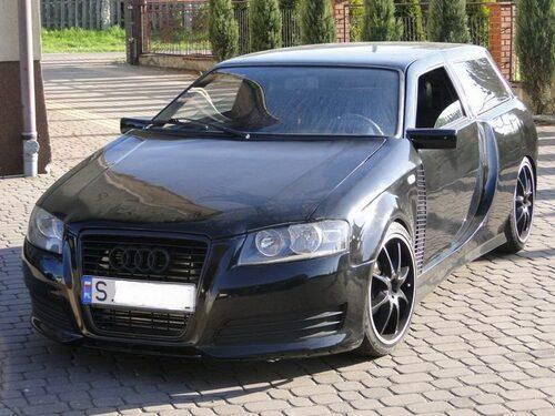 Fortfarande inte en Audi A3... eller?