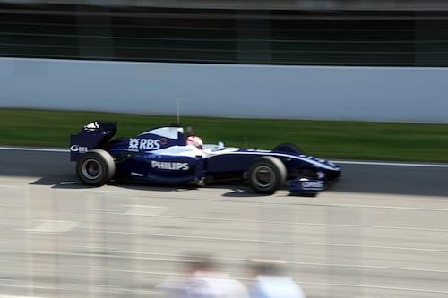 Kazuki Nakajima, Williams.