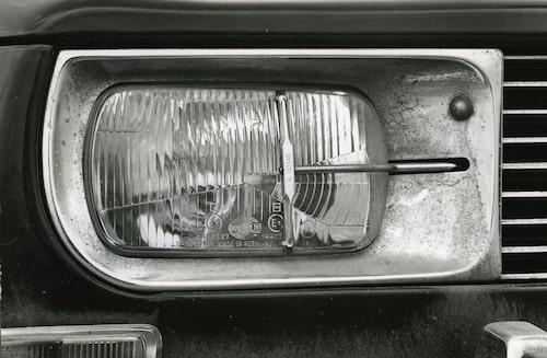 Visste du att Saab 99 var världens första bilmodell att få strålkastartorkare? Året var 1971.