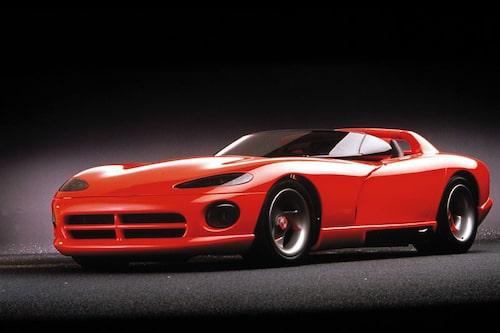 Första Viper-konceptet från 1989.