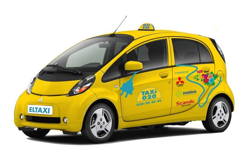 110317-eltaxi elbil taxi