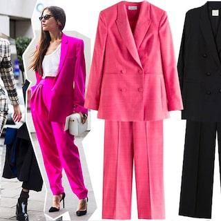 kostym för kvinnor