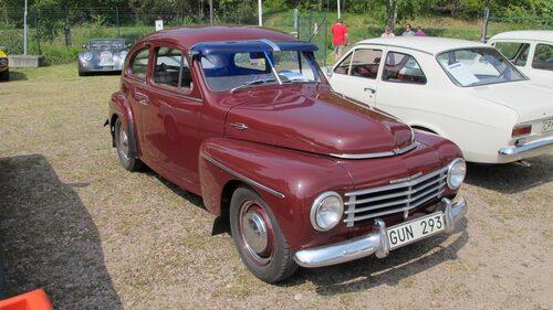 Volvo PV 444 från 1953.
