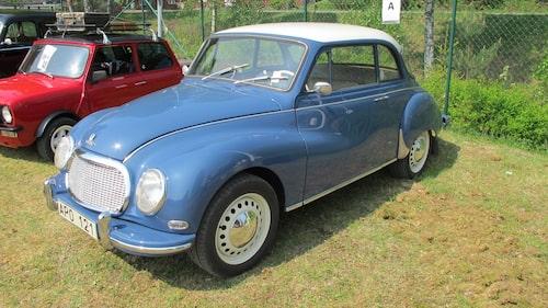 DKW 3=6 från 1959.