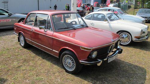 BMW 2002 från 1975.